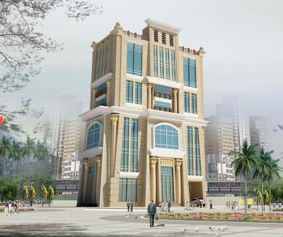 QENA MIXED-USE TOWER