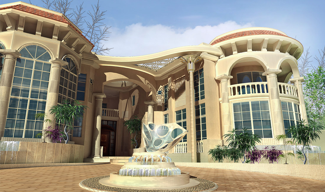 PRIVATE VILLA ARAMCO EXECUTIVE