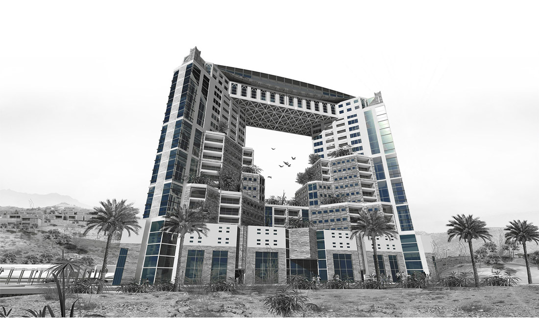 BAHA Tower Mixed-use Complex