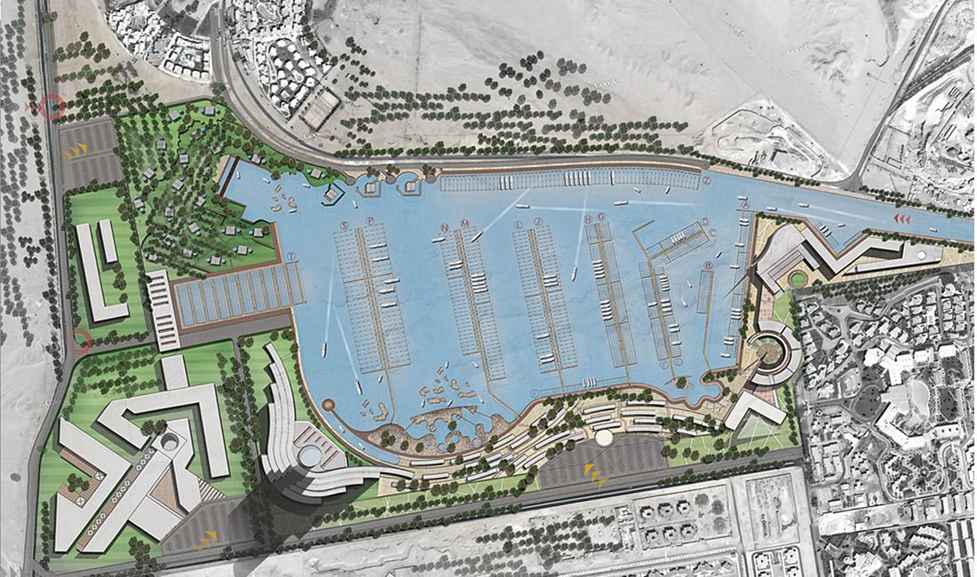 Yachts Marina Mega-Complex